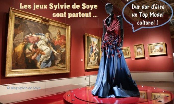 Jeux Sylvie de Soye : une carrière de Top model culturel