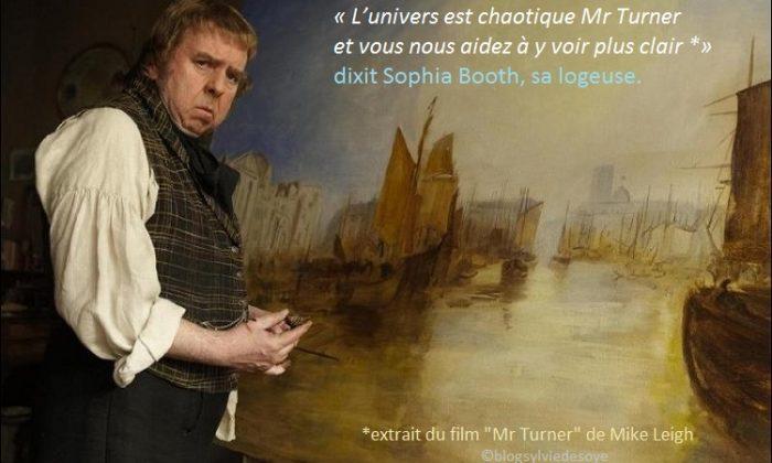 Mr Turner, un film d'art et d'humeur