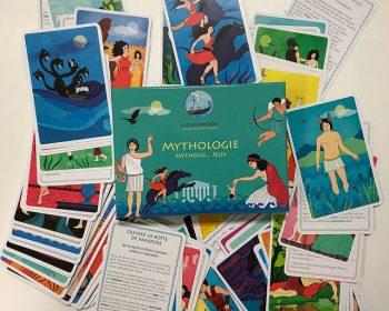 ActuaLitté : Mythologie : s'amuser avec les expressions mythologiques et divinités grecques