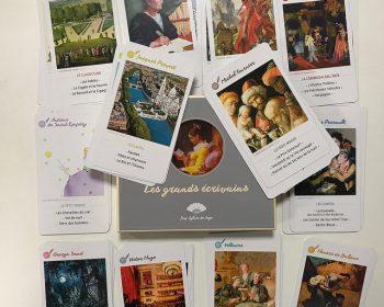 ActuaLitté : Jouer avec les grands écrivains : la littérature française en 12 familles